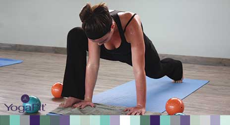 YogaFit - How to Amp Up Your Yoga Class